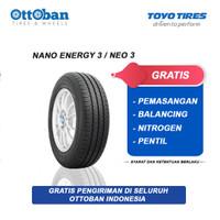 Toyo Tires (TTM) Nano Energy 3/NEO3 205 60 R16 92H TLZ Ban Mobil