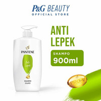 Pantene Shampoo Anti Lepek 900 ml