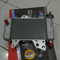 radiator sonic 150 supra gtr 150 ori mikuni