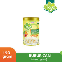 Nayz Mpasi Bayi Bubur Tim Can 150gr - Menu1(Ayam)