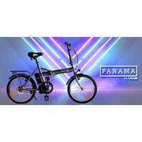 READY TERMURAH Sepeda Lipat Listrik VIAR PANAMA Teknologi Pedal Assist
