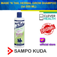Mane N Tail Herbal Grow Shampoo 355ml