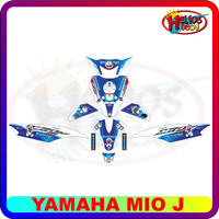 STICKER DECAL MOTOR MIO J - DORAEMON