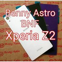 Back Cover - Back Door - Sony Xperia Z2 Big - D6502 - D6503 - SO-03F