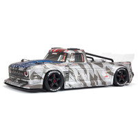 ARRMA INFRACTION 6S BLX 1/7 ALL-ROAD TRUCK RTR (SILVER)