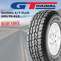 Ban GT Radial SAVERO AT PLUS 205/70R15 TUBELESS 205 / 70 R15