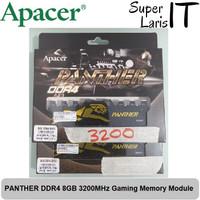 Ram 8GB Apacer Phanter DDR4 3200MHz Gaming Memory Module