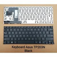 Keyboard asus vivobook flip 12 tp203n tp203nah tp203 hitam