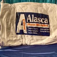 Bantal guling alasca premium silikon