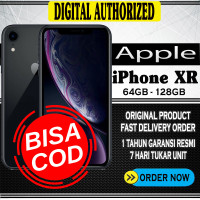 Apple iPhone XR 64GB   128GB   256GB   IBOX Garansi Resmi Indonesia