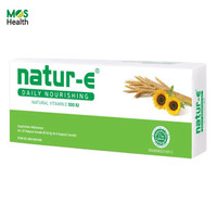 Natur E 100 IU 1box@4 strip