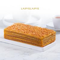 Lapis Legit Cheese Ukuran Half (10x20cm)