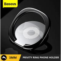 BASEUS PRIVITY RING HP PHONE HOLDER HANDPHONE CINCIN HP STAND IRING