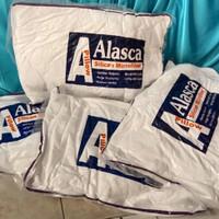 Bantal guling Alasca premium