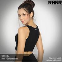 Bra Sport Olahraga Senam Yoga Fitness Lari Gym Pilates Dance Crop RNNR