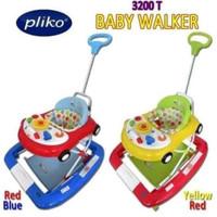 Pliko baby walker preloved