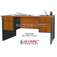 Meja Tulis / Meja Kantor / Meja Kerja 1 BIRO MTB VENUS Olympic