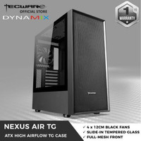 Tecware Nexus AIR Tempered Glass Mid Tower ATX Case