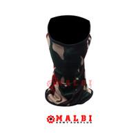 Bandana Masker Baff Multifungsi Warna Doreng Kopasus