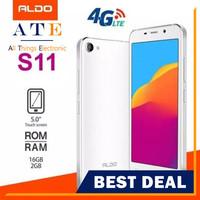 Smartphone 4G LTE Aldo S11 - RAM 2GB ROM 16GB Brand New