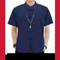 baju tradisional tiongkok +imlek+cina+baju kemeja pria+baju cina..v4.o