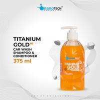 Titanium Gold Class Series Premium Car Wash & and Wax Shampoo Mobil