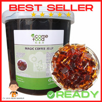 Magic Coffee Jelly | Jeli Kopi | Coffe Jeli Topping Taiwan 3,3kg