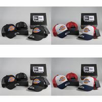 topi original import / baseball dickies cap / hat