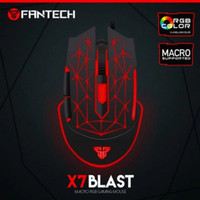 Fantech Gaming Standard Macro Mouse X7 - Blast