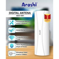 Arashi ADA-1001 Arashi ADA-1002 Antena TV Indoor/Outdoor Digital Anten
