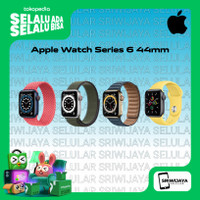 Apple Watch Series 6 44mm Garansi resmi Tam/iBox