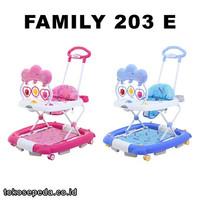 BABY WALKER FAMILY FB 203 E MAINAN BAYI