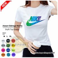 Baju senam baju olahraga wanita zumba aerobic fitnes atasan senam nkr