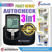 Paket Hemat Autocheck 3 in 1