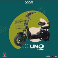 PROMO READY TERMURAH Sepeda Listrik VIAR UNO MURAH RAMAH LINGKUNGAN