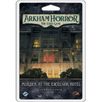 Arkham Horror: The Card Game Murder at the Excelsior Hotel: Scenario