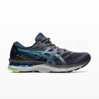 Asics GEL-NIMBUS 23 Men's Running Shoes - Carrier Grey/Digital Aqua