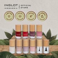 INGLOT Limited Edition Natural Origin Nail Polish - Kutek Halal 8ml