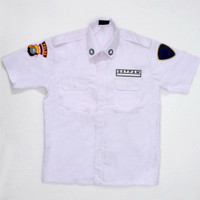 Kemeja Baju Seragam Kerja Satpam-Security Pria- harga grosir