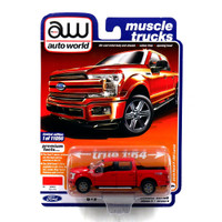 AW Auto World 1:64 Ford F-150 Lariant Red