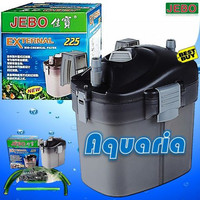 JEBO 225 External Aquarium Filter