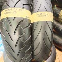 Ban bekas Dunlop 120 70 17 & 160 60 17 not Batlax Michelin Pirelli