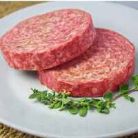 Full Wagyu Burger Patty 50g untuk slider
