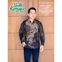 Baju Batik Pria UTUNGGA By Kanaya Lapis Furing Halus