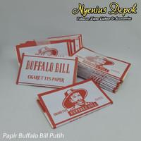 Papir / Buffalo Bill / Dua Rasa / Papir Tembakau / Papir Bako / Bagus