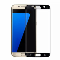 Samsung Galaxy S7 Edge / Tempered Glass 3D Full Curved Anti Gores Kaca