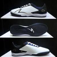 Sepatu Futsal Specs Satu White