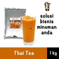 Bahan Minuman Bubuk Thai Tea Bubble Tea Drink Powder