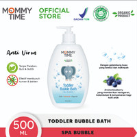 Mommy Time Toddler Bubble Bath (Spa bubble) 500 ml
