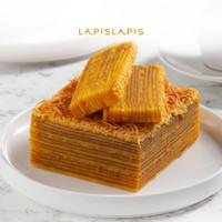 Lapis Legit Cheese Ukuran Quarter (10x10cm)